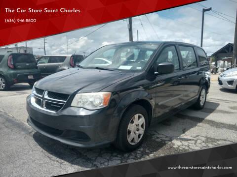 2012 Dodge Grand Caravan for sale at The Car Store Saint Charles in Saint Charles MO