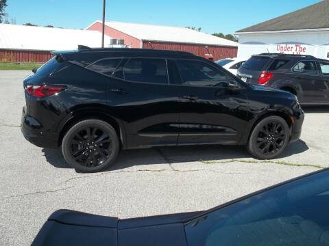 2019 Chevrolet Blazer for sale at Rt. 44 Auto Sales in Chardon OH