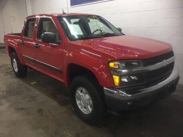 2008 Chevrolet Colorado for sale at DKR Trucks in Arlington TX