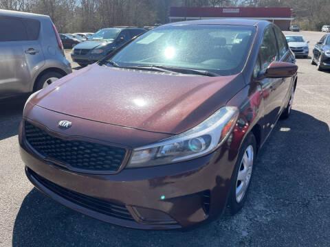 2017 Kia Forte for sale at Certified Motors LLC in Mableton GA