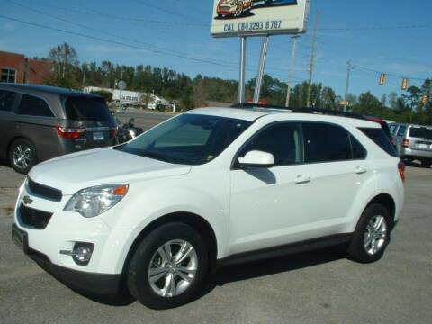 2015 Chevrolet Equinox for sale at Northgate Auto Sales in Myrtle Beach SC