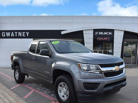 2019 Chevrolet Colorado for sale at DeAndre Sells Cars in North Little Rock AR
