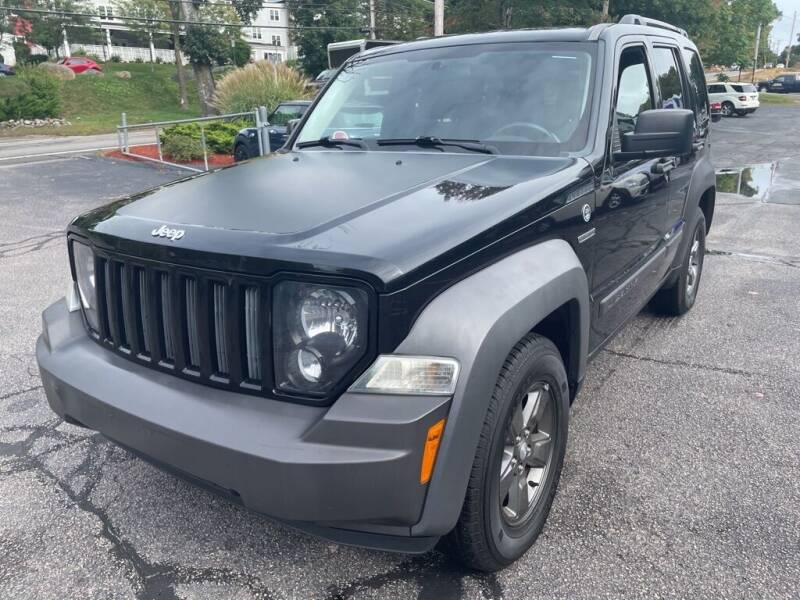 2011 Jeep Liberty for sale at Premier Automart in Milford MA