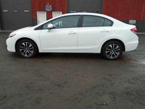 2014 Honda Civic for sale at Celtic Cycles in Voorheesville NY