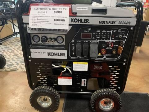 2020 AMP Kohler Multiplex 9600RS Price  for sale at LJD Sales in Lampasas TX