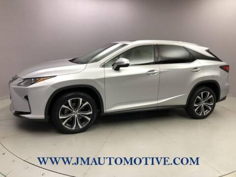 2019 Lexus RX 350 for sale at J & M Automotive in Naugatuck CT