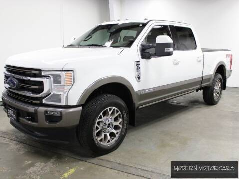 2021 Ford F-350 Super Duty for sale at Modern Motorcars in Nixa MO