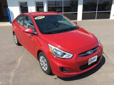 2017 Hyundai Accent for sale at Gross Motors of Marshfield in Marshfield WI