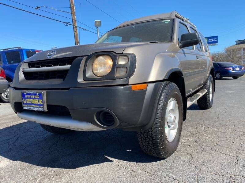 2003 Nissan Xterra for sale at A-1 Auto Broker Inc. in San Antonio TX