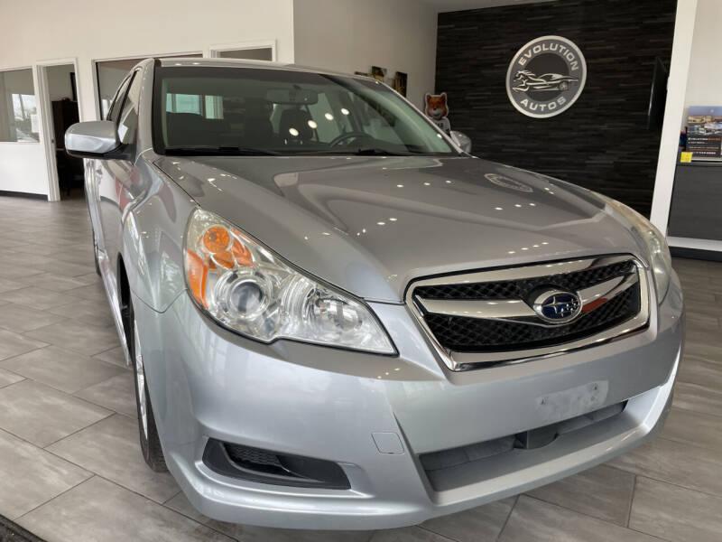 2012 Subaru Legacy for sale in Whiteland, IN