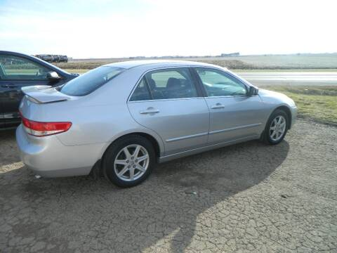 2003 Honda Accord for sale at Pro Auto Sales in Flanagan IL