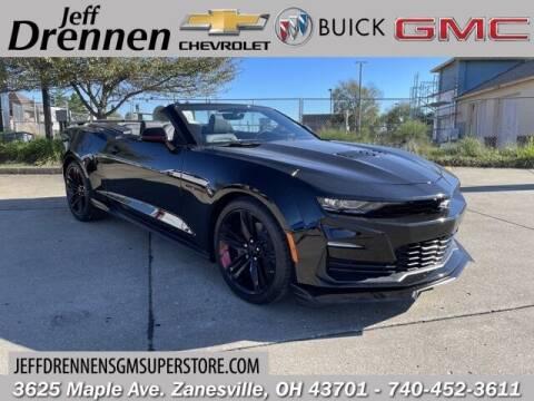 2022 Chevrolet Camaro for sale at Jeff Drennen GM Superstore in Zanesville OH