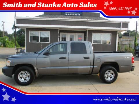 2009 Dodge Dakota for sale at Smith and Stanke Auto Sales in Sturgis MI