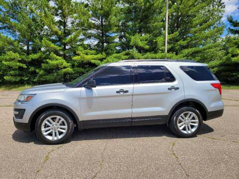 2016 Ford Explorer for sale at Finish Line Auto Sales Inc. in Lapeer MI