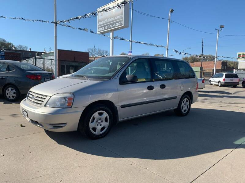 2004 Ford Freestar S 4dr Mini-Van - Omaha NE