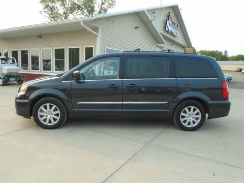 2014 Chrysler Town and Country for sale at Milaca Motors in Milaca MN