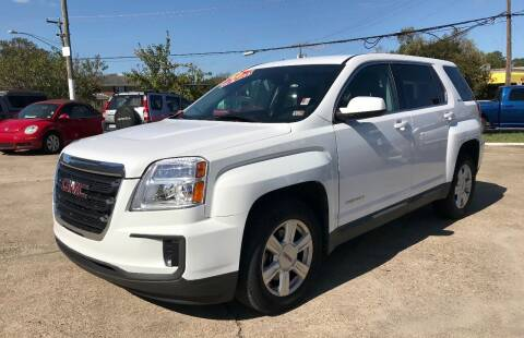 2016 GMC Terrain for sale at Steve's Auto Sales in Norfolk VA