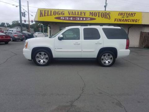 2007 GMC Yukon for sale at Kellogg Valley Motors in Gravel Ridge AR