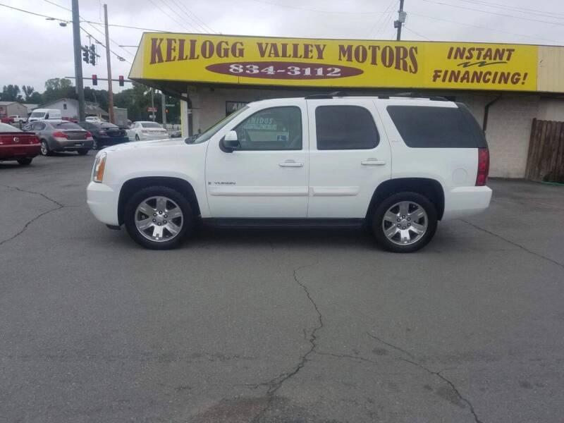 2007 GMC Yukon for sale at Kellogg Valley Motors in Gravel Ridge AR