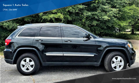 2013 Jeep Grand Cherokee for sale at Square 1 Auto Sales - Commerce in Commerce GA