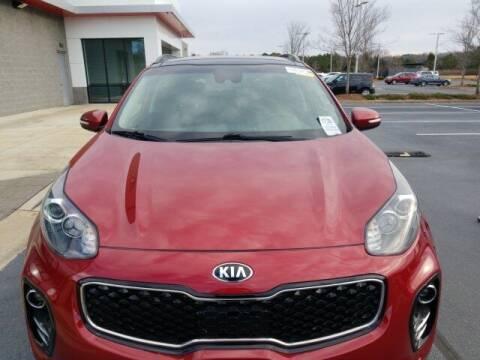 2018 Kia Sportage for sale at Lou Sobh Kia in Cumming GA