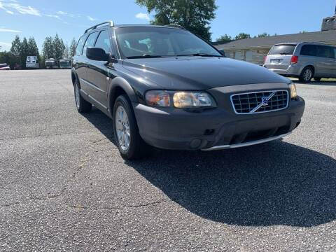 2004 Volvo XC70 for sale at Hillside Motors Inc. in Hickory NC