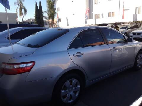 2007 Toyota Camry for sale at Western Motors Inc in Los Angeles CA