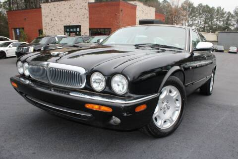 2003 Jaguar XJ-Series for sale at Atlanta Unique Auto Sales in Norcross GA