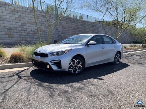 2020 Kia Forte for sale at AUTO HOUSE TEMPE in Tempe AZ