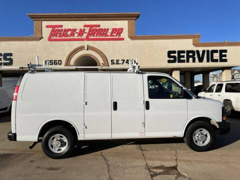 2013 Chevrolet Express Cargo for sale at TRUCK N TRAILER in Oklahoma City OK