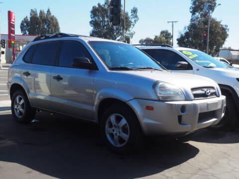 2005 Hyundai Tucson for sale at Corona Auto Wholesale in Corona CA