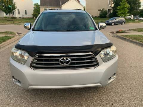 2009 Toyota Highlander for sale at Via Roma Auto Sales in Columbus OH