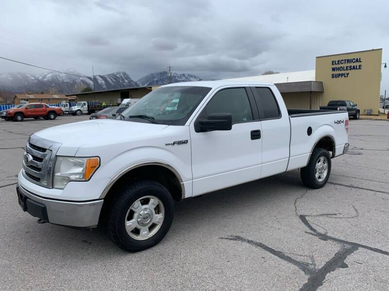 2010 Ford F-150 for sale at Street Dreams LLC in Orem UT