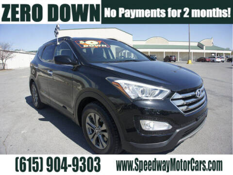 2014 Hyundai Santa Fe Sport for sale at Speedway Motors in Murfreesboro TN
