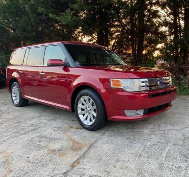 2009 Ford Flex for sale at GTO United Auto Sales LLC in Lawrenceville GA