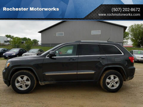 2011 Jeep Grand Cherokee for sale at Rochester Motorworks in Rochester MN