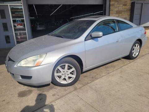 2003 Honda Accord for sale at Car Planet Inc. in Milwaukee WI