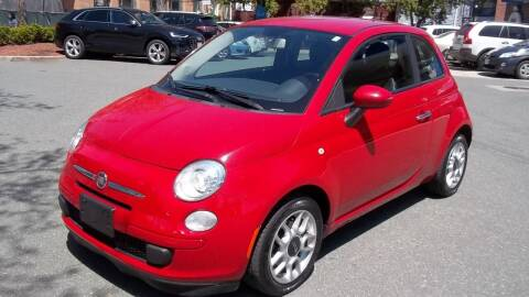 2012 FIAT 500 for sale at Cypress Automart in Brookline MA