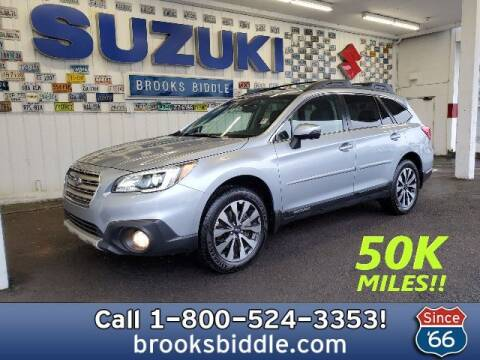 2016 Subaru Outback for sale at BROOKS BIDDLE AUTOMOTIVE in Bothell WA