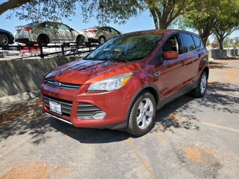2015 Ford Escape for sale at Matador Motors in Sacramento CA