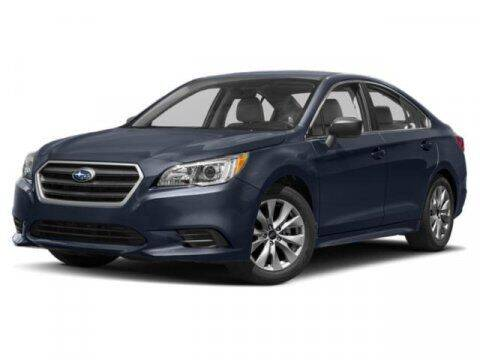 2016 Subaru Legacy for sale at Mike Murphy Ford in Morton IL