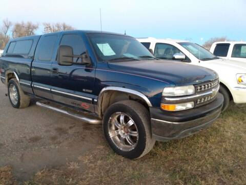 2002 Chevrolet Silverado 1500 for sale at L & J Motors in Mandan ND