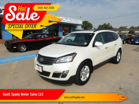 2014 Chevrolet Traverse for sale at Scott Spady Motor Sales LLC in Hastings NE