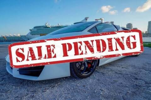 2017 Lamborghini Huracan for sale at STS Automotive - Miami, FL in Miami FL