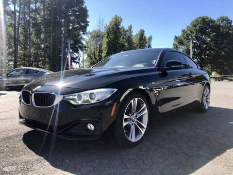 2014 BMW 4 Series for sale at Airbase Auto Sales in Cabot AR
