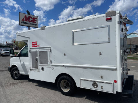 2007 GMC Savana Cutaway for sale at ACE HARDWARE OF ELLSWORTH dba ACE EQUIPMENT in Canfield OH