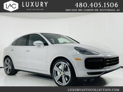 2020 Porsche Cayenne for sale at Luxury Auto Collection in Scottsdale AZ