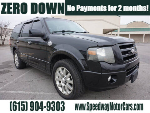 2013 Ford Expedition for sale at Speedway Motors in Murfreesboro TN