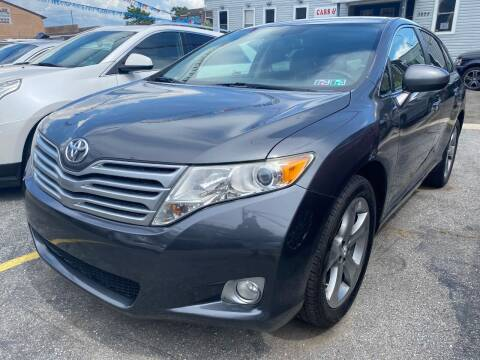 2011 Toyota Venza for sale at The PA Kar Store Inc in Philladelphia PA