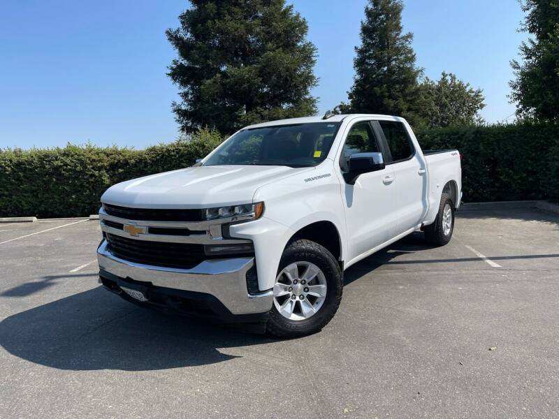 2019 Chevrolet Silverado 1500 for sale at Used Cars Fresno Inc in Fresno CA